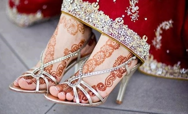 where to buy wedding shoes for bride photo - 1