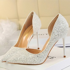 white lace wedding shoes photo - 1