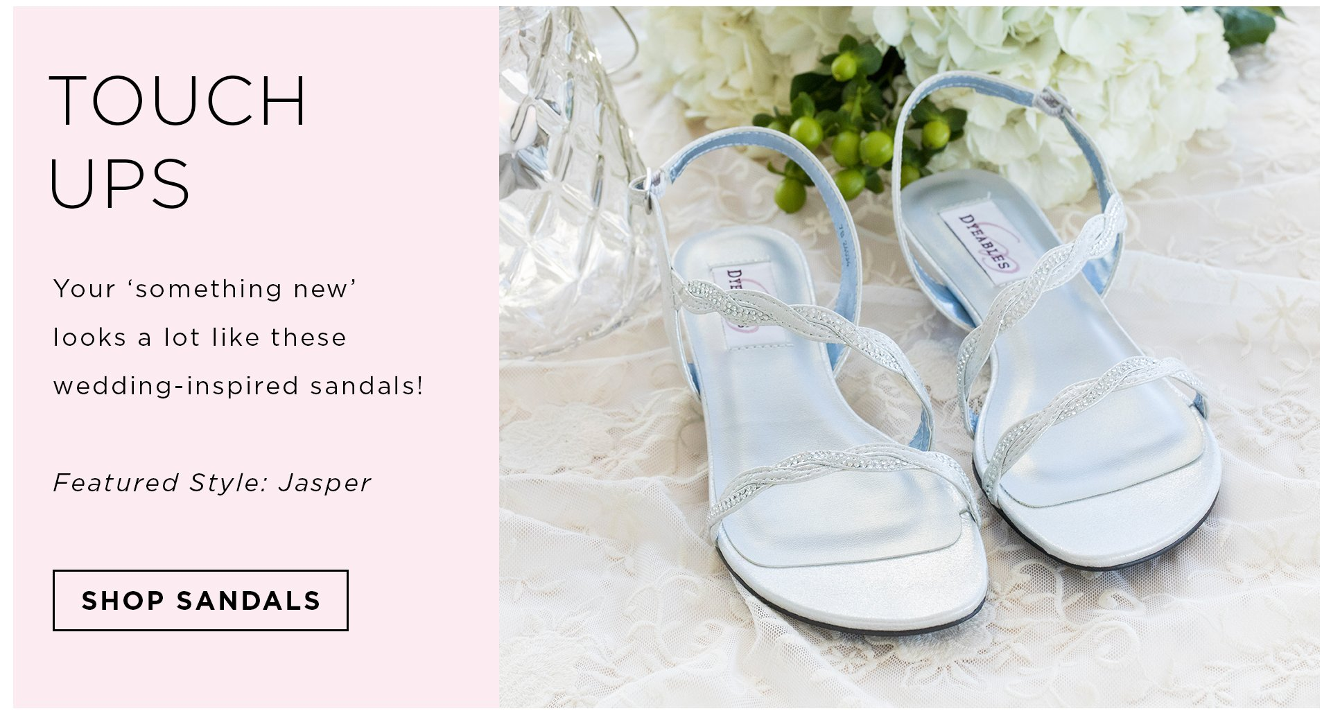 wide fit bridal shoes photo - 1