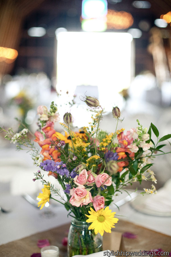 wildflower wedding bouquets for sale photo - 1