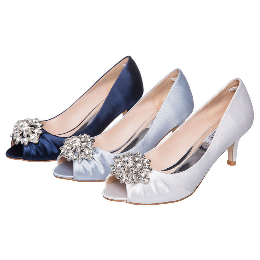 womens bridal shoes photo - 1