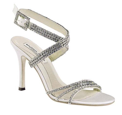 amazing wedding shoes photo - 1