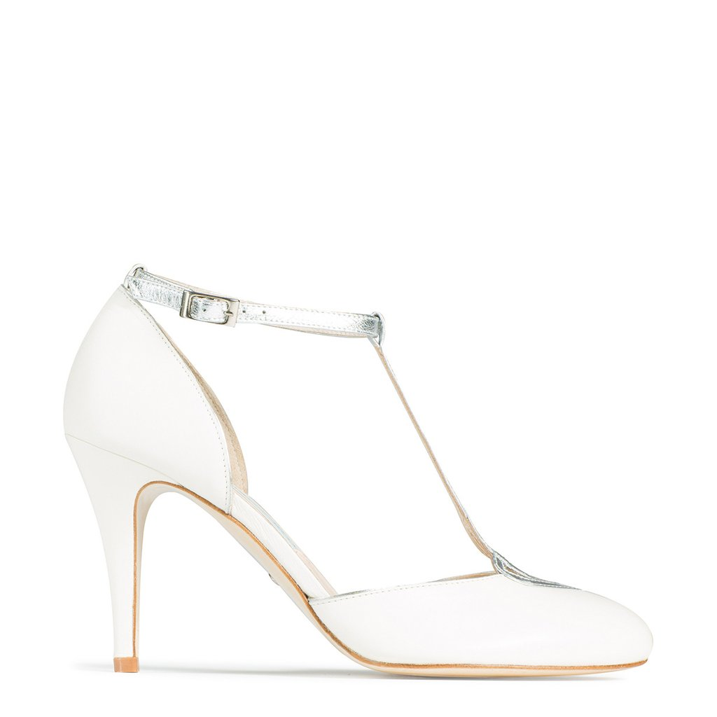 black bridal shoes photo - 1