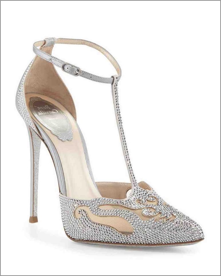 bloomingdales bridal shoes photo - 1