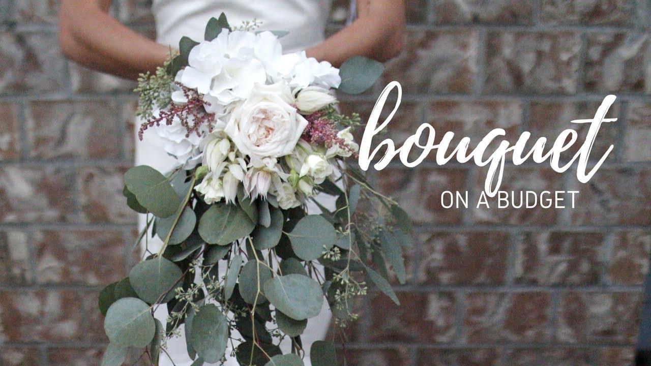 bohemian wedding flowers photo - 1
