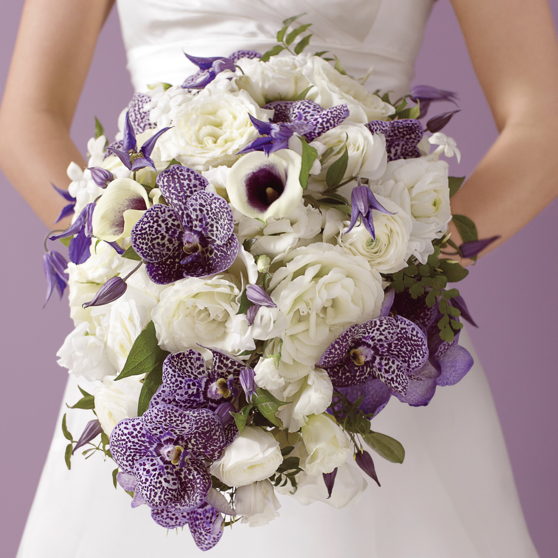 bokay of flowers for wedding photo - 1