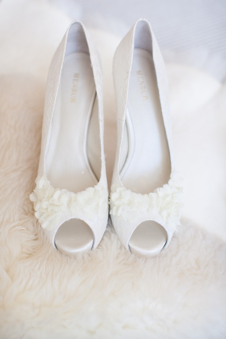 bridal shoes chicago photo - 1