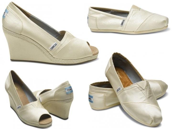 casual bridal shoes photo - 1
