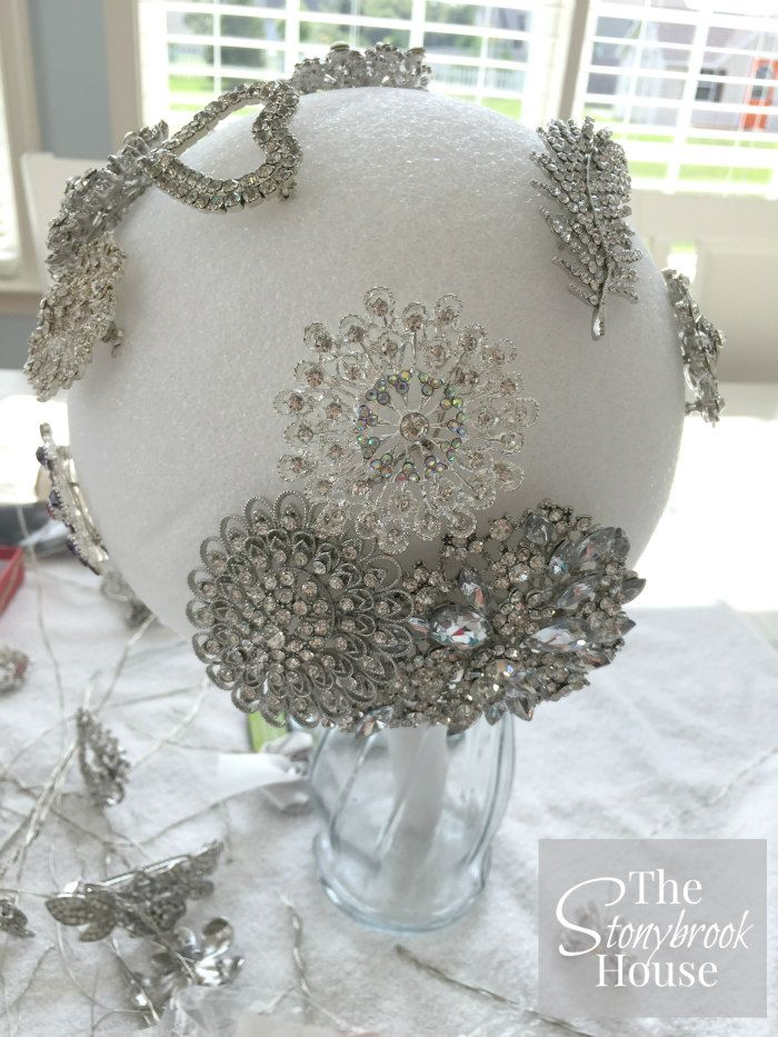 charms for wedding bouquets photo - 1