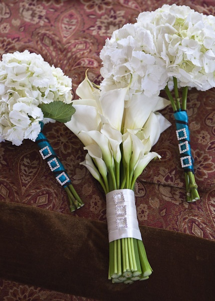 cheap bouquets for wedding photo - 1