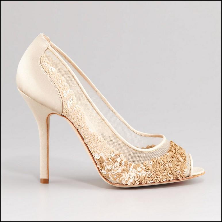 cheap comfortable wedding shoes photo - 1