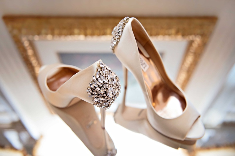 cheap wedding shoes for brides photo - 1