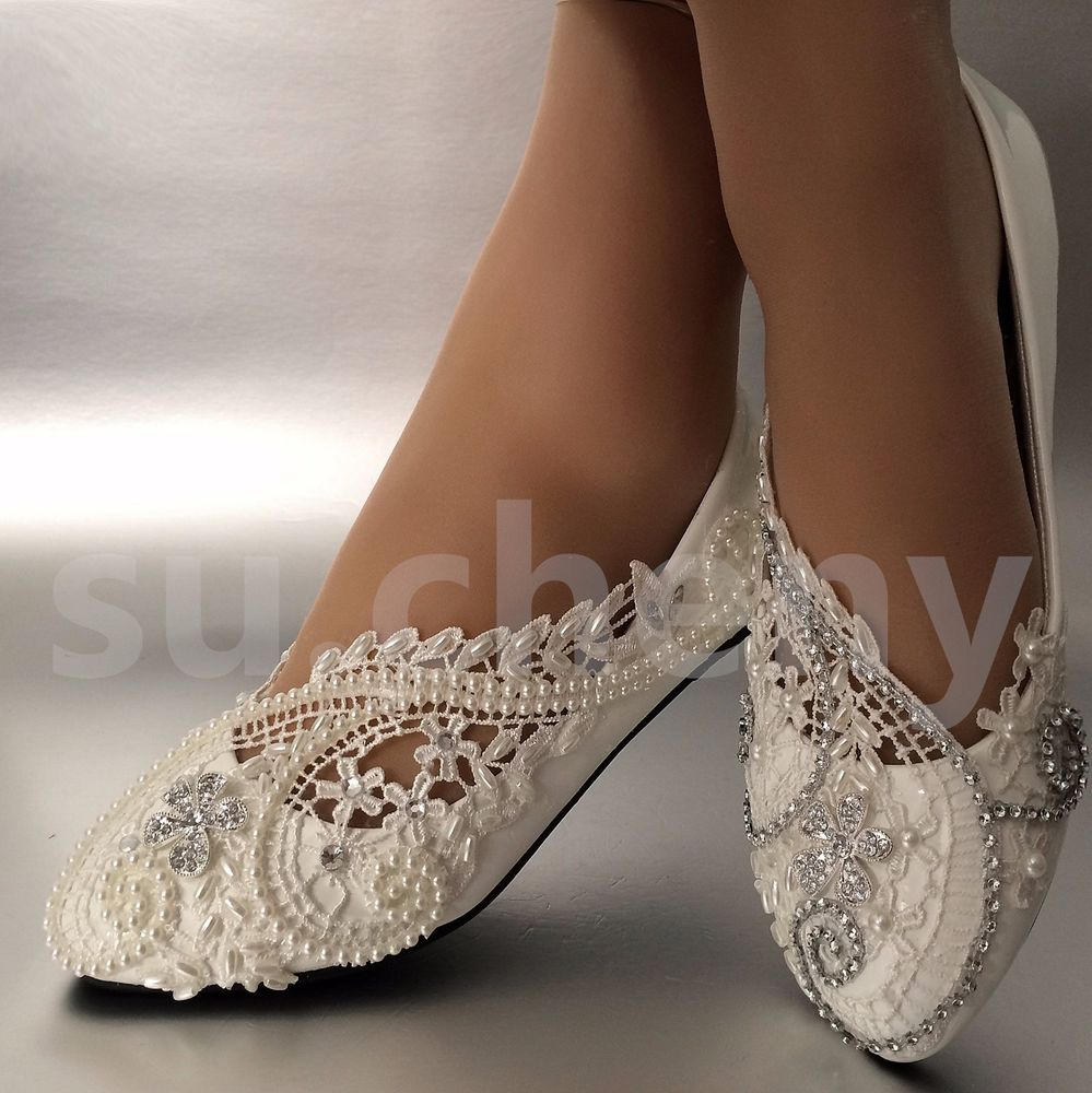 cheap wedding shoes with bling photo - 1