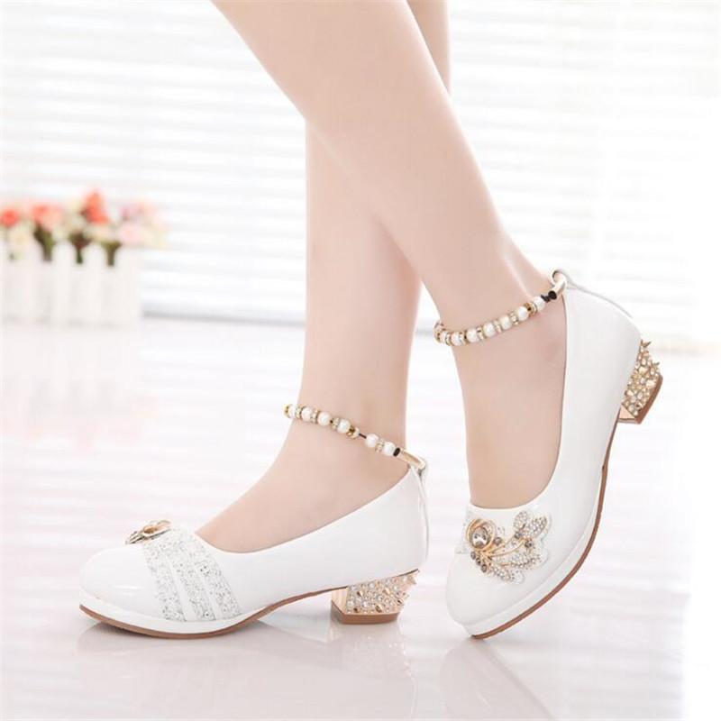 child wedding shoes photo - 1