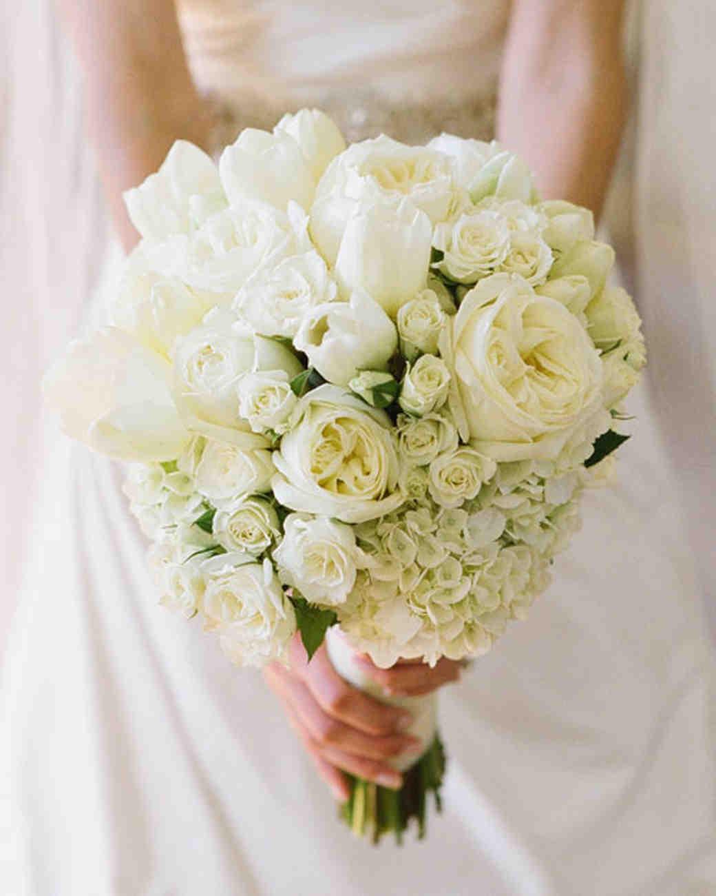classic wedding bouquets - florida-photo-magazine