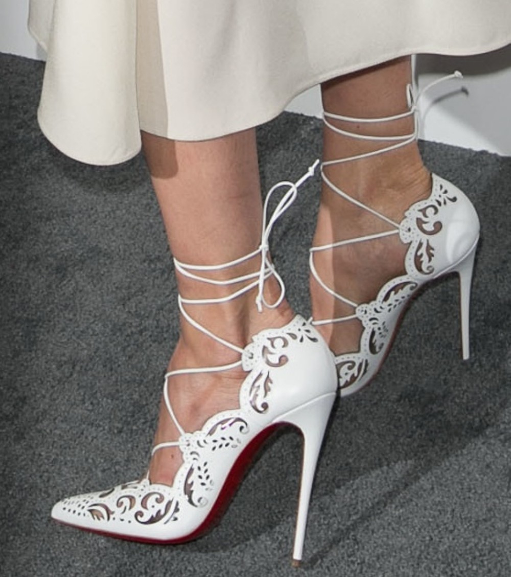 comfortable shoes for wedding photo - 1