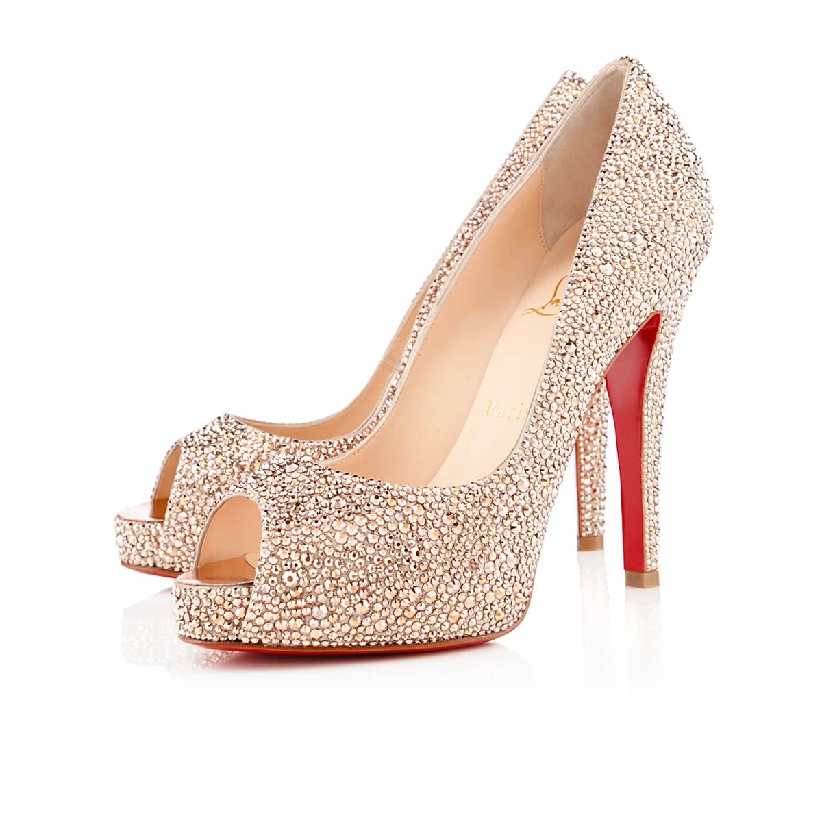 comfy bridal shoes photo - 1