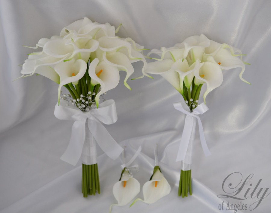 cost of wedding bouquets and boutonnieres photo - 1