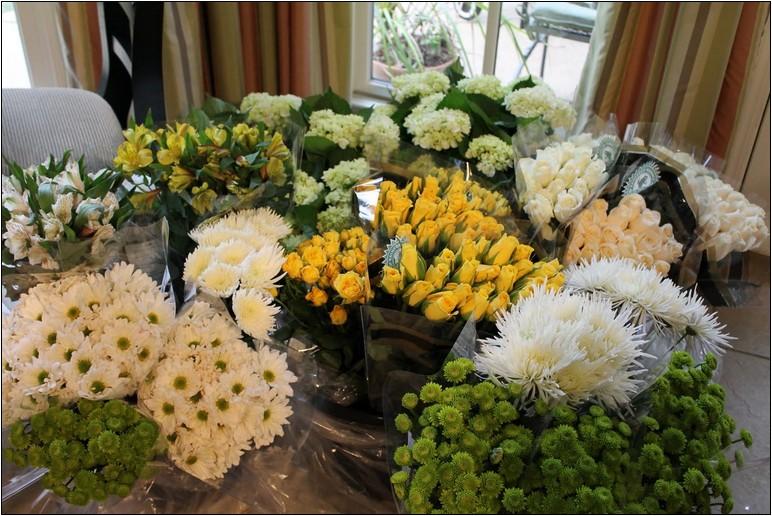 costco wedding flowers bulk photo - 1