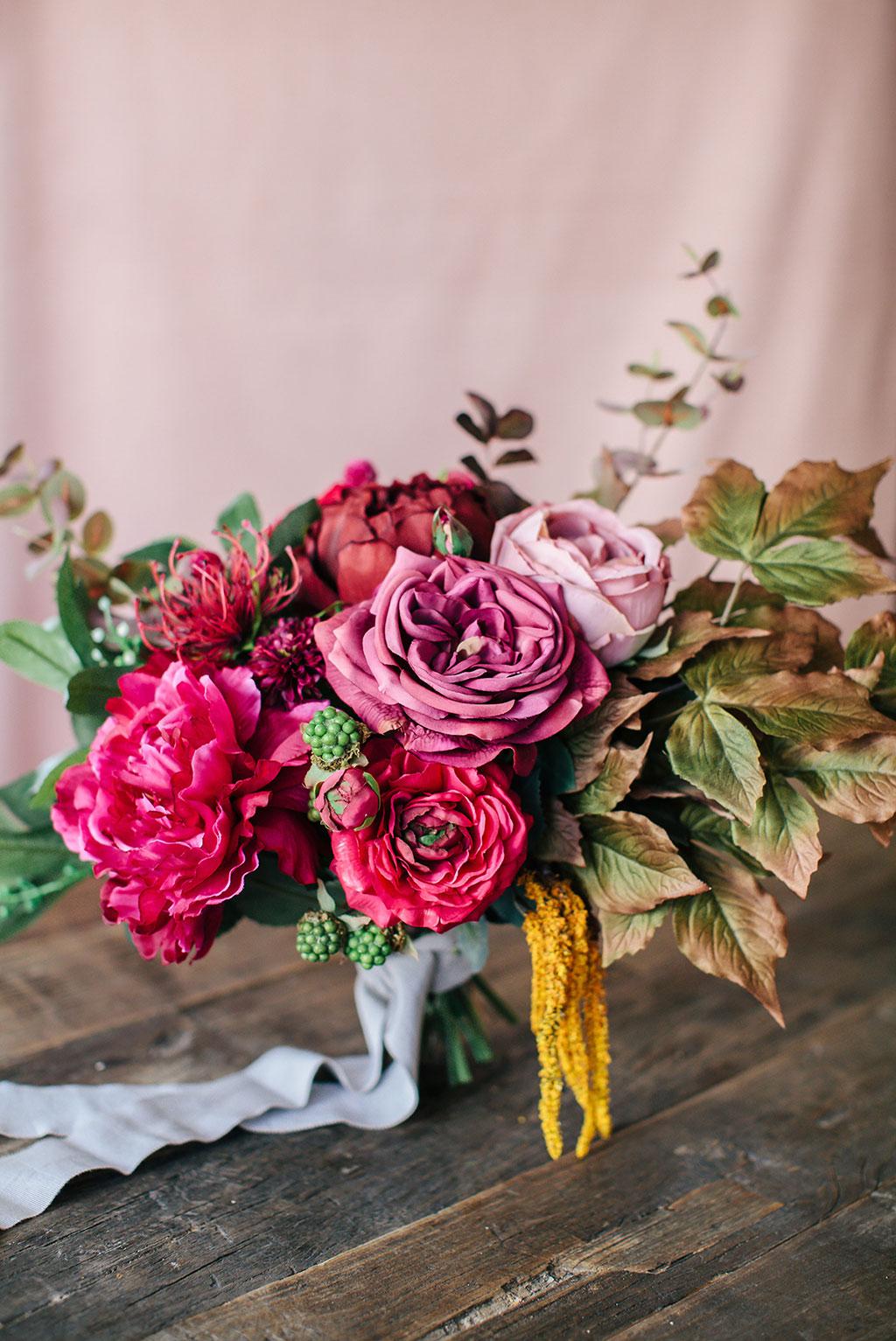 destination wedding bouquets photo - 1