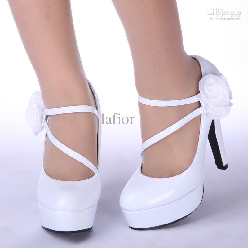 dhgate wedding shoes photo - 1