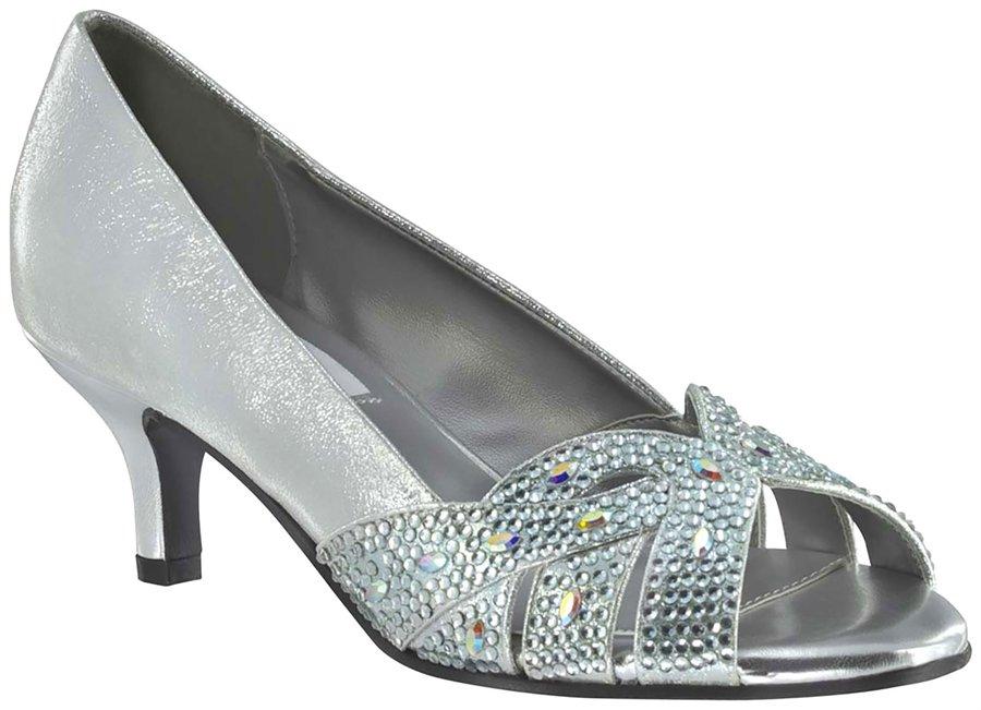 dyeable bridal shoes photo - 1