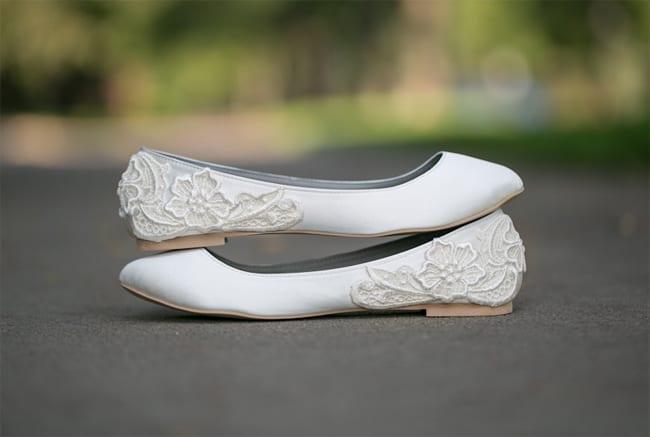 emerald wedding shoes photo - 1