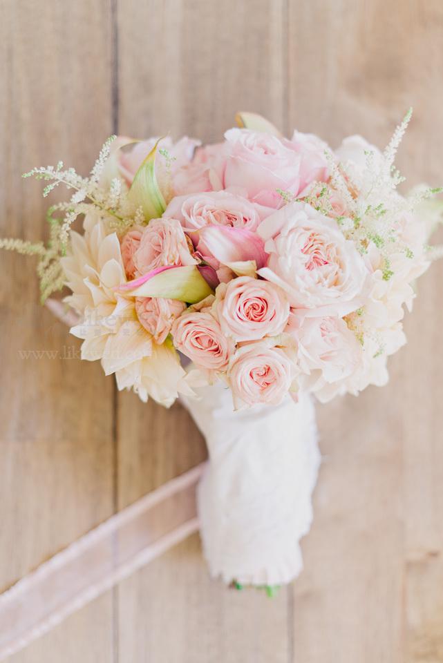 fall flower wedding bouquets photo - 1
