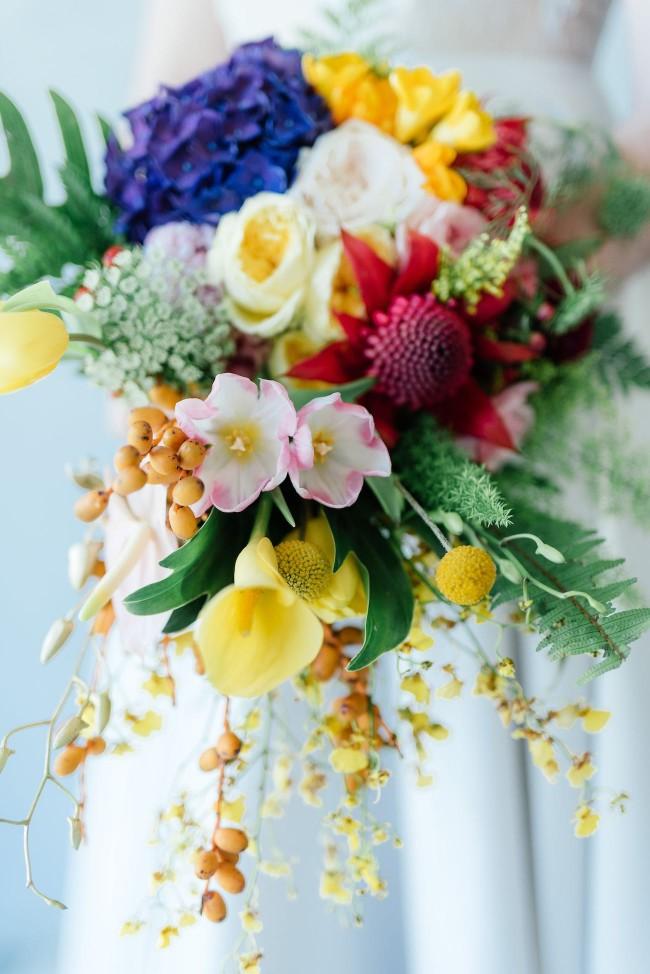 fall wedding bouquets ideas photo - 1