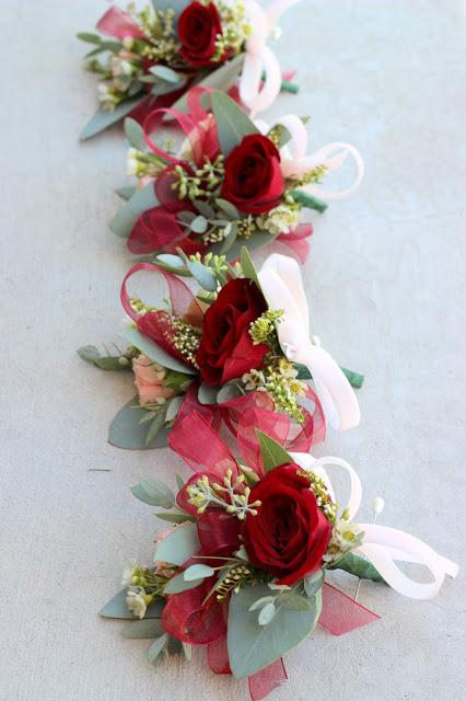flower wedding band photo - 1