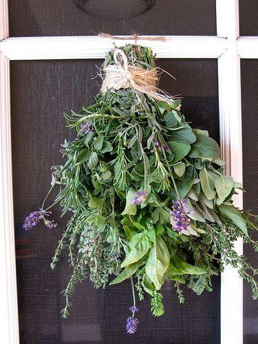 herbal wedding bouquets photo - 1