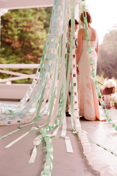 how to decorate a wedding arch with flowers photo - 1