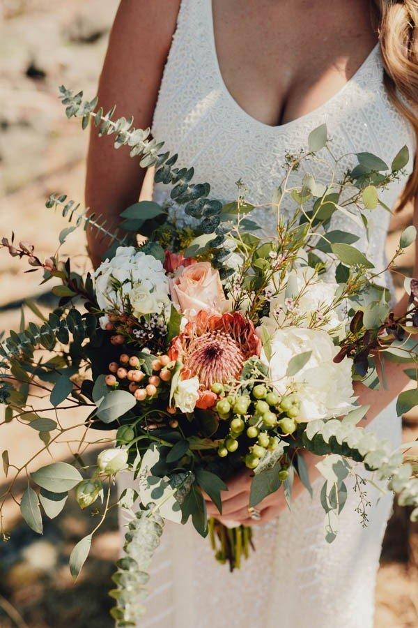 how to diy wedding flowers photo - 1