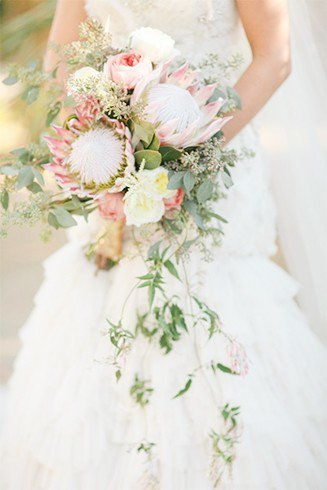 how to make bridal bouquets photo - 1
