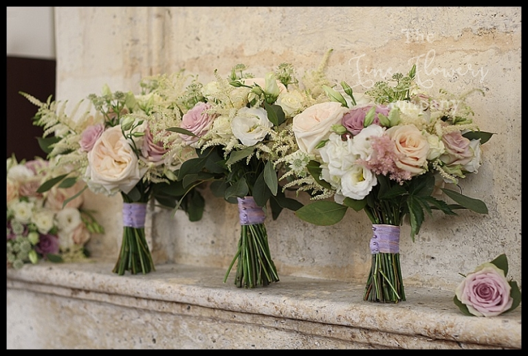 how to make vintage wedding bouquets photo - 1