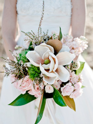 hydranga wedding flowers photo - 1