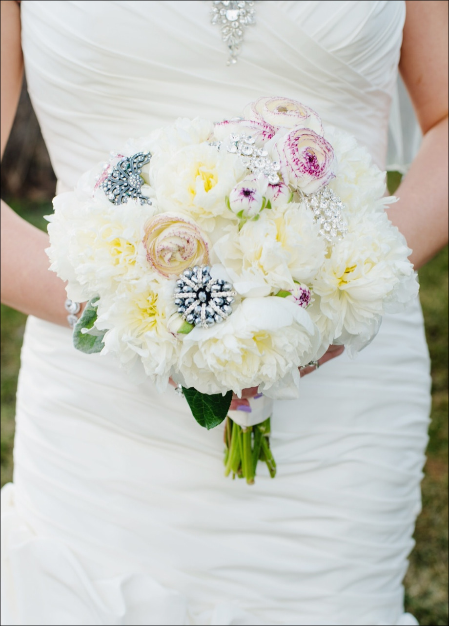 hyvee wedding flowers photo - 1