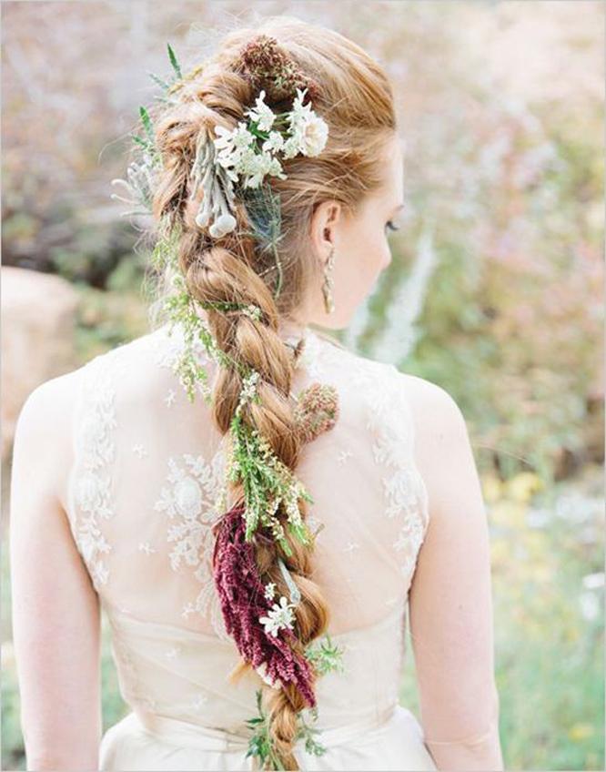 irish wedding flowers photo - 1
