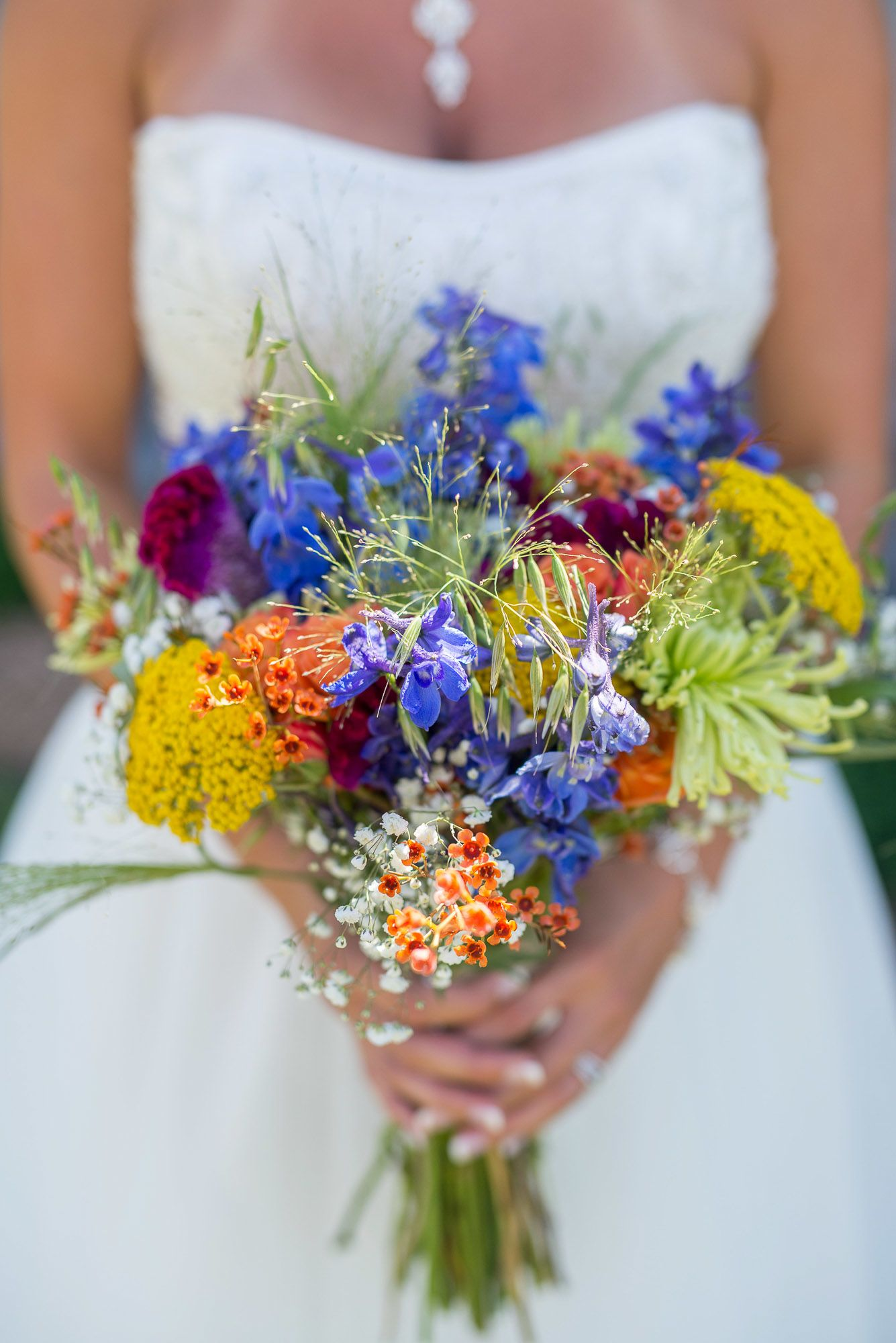 jewelry bouquets wedding photo - 1