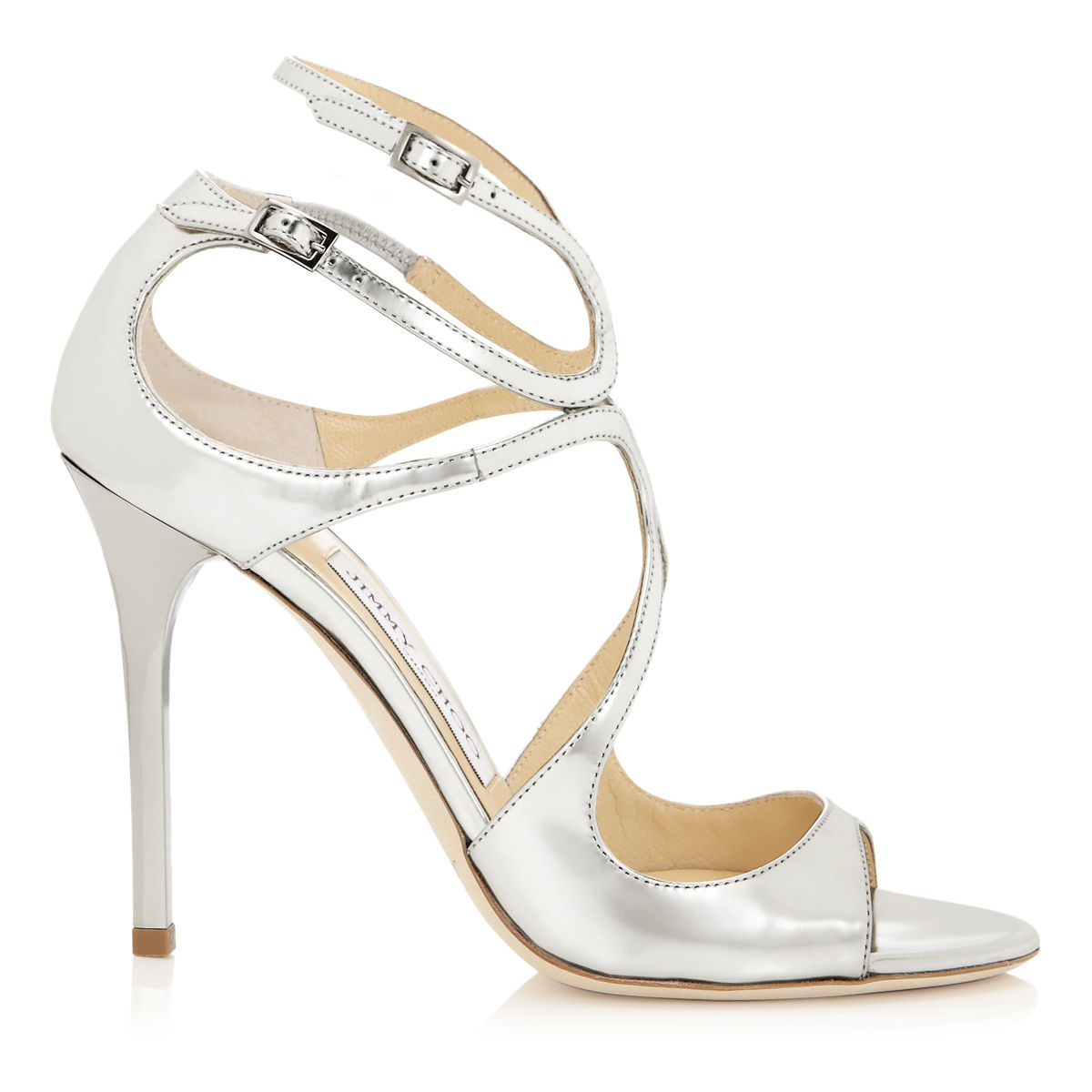 jimmy choo bridal shoes photo - 1