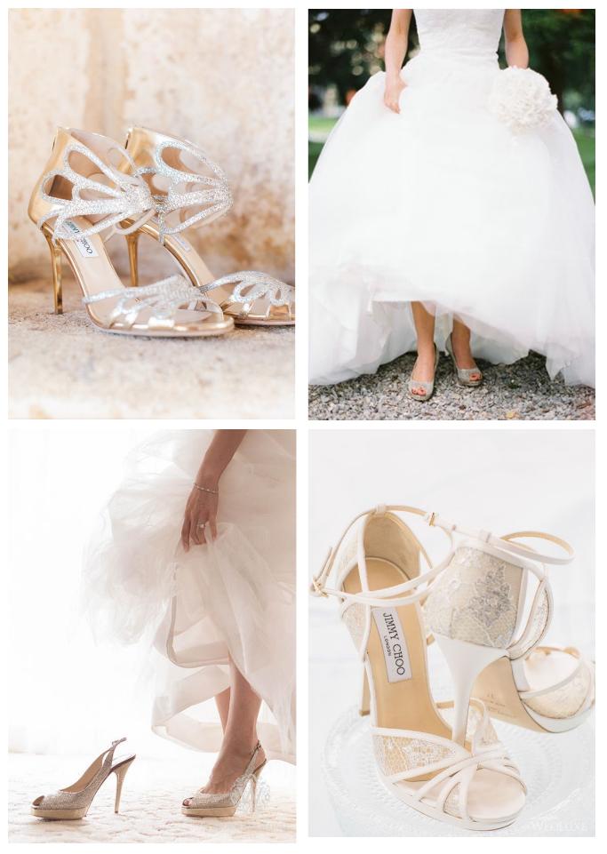 lace bridal shoes photo - 1