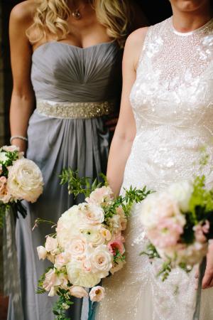 lavender bridal shoes photo - 1