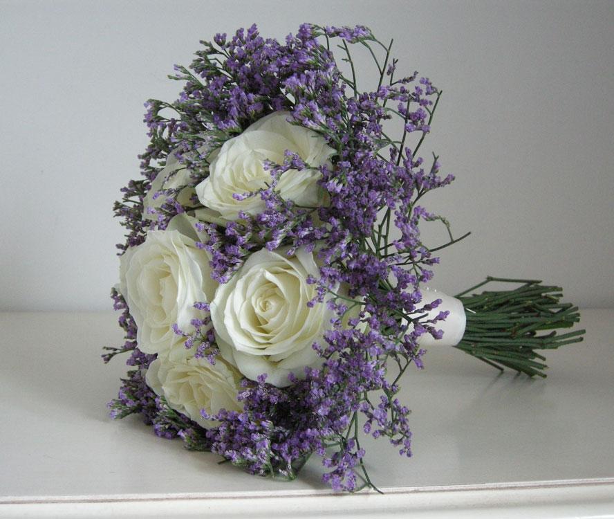 lilacs wedding flowers photo - 1