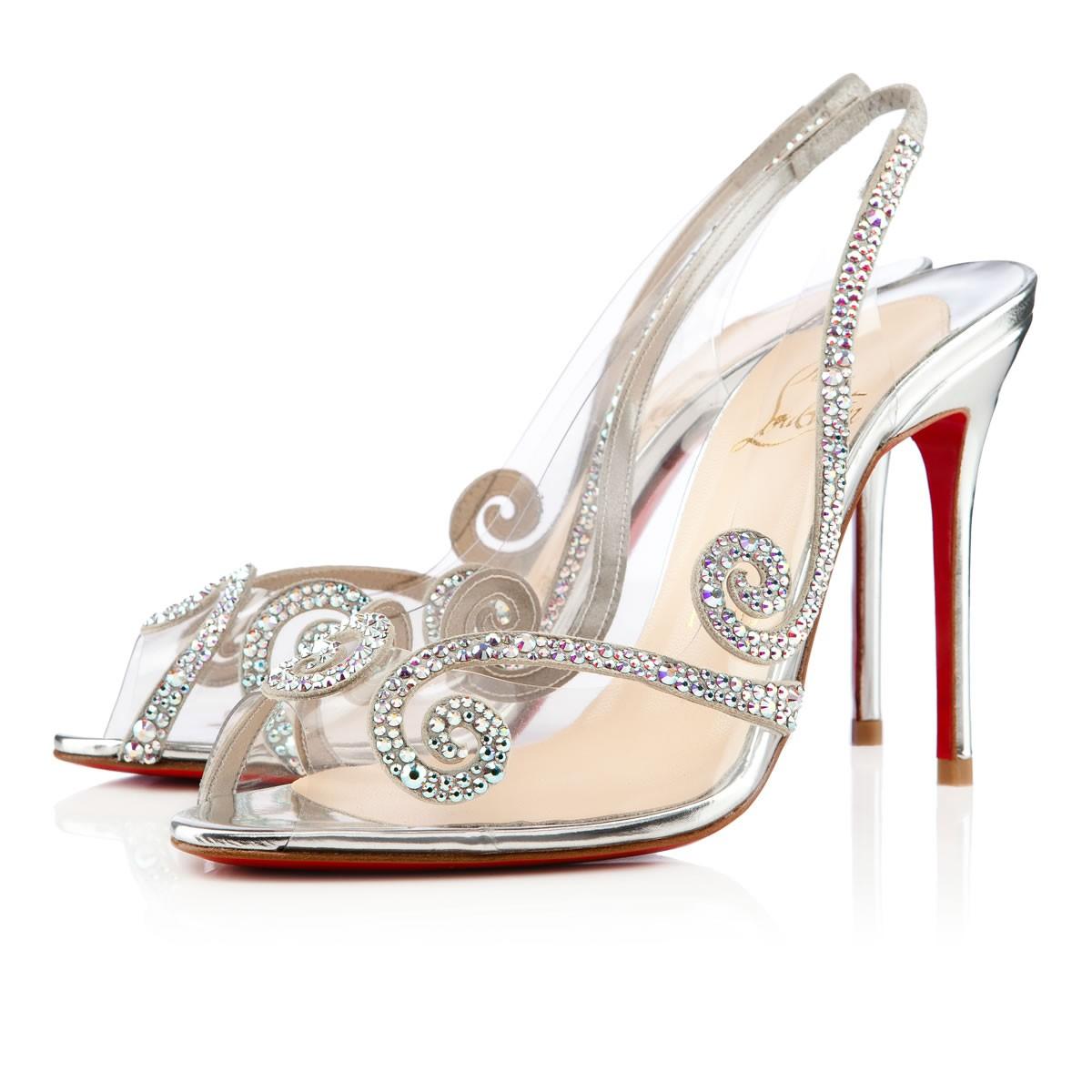 louboutin bridal shoes photo - 1