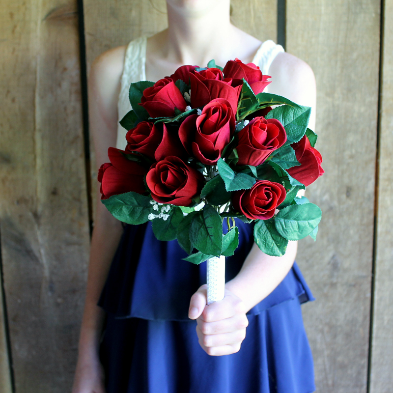 make your own bridal bouquets photo - 1