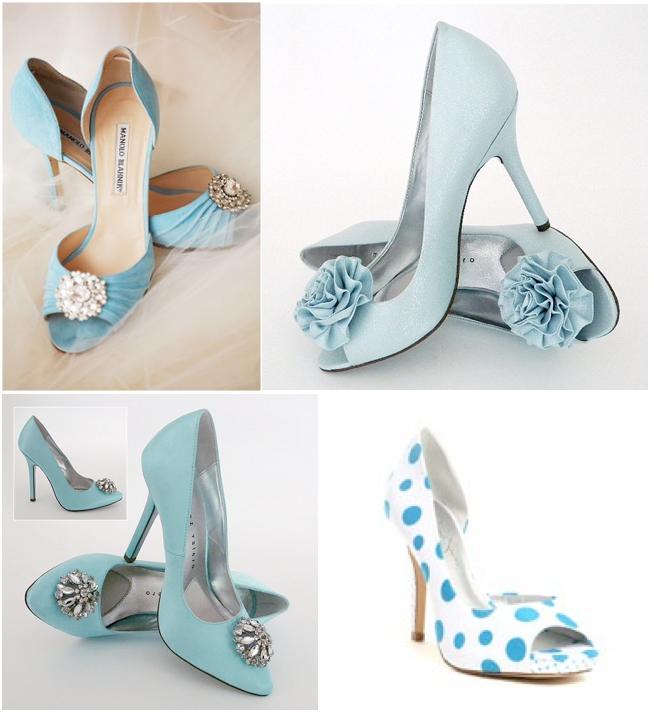 manolo wedding shoes photo - 1
