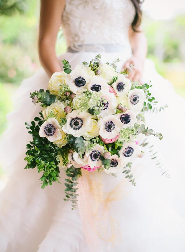 most beautiful wedding bouquets photo - 1