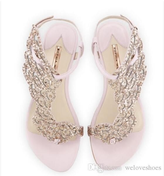 narrow wedding shoes photo - 1