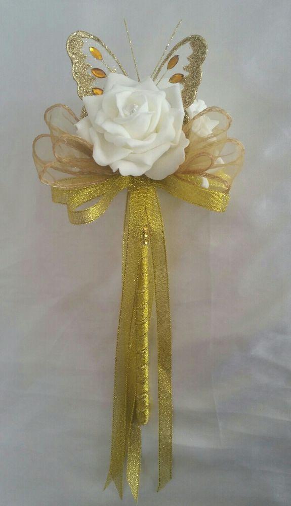 navy wedding flowers photo - 1