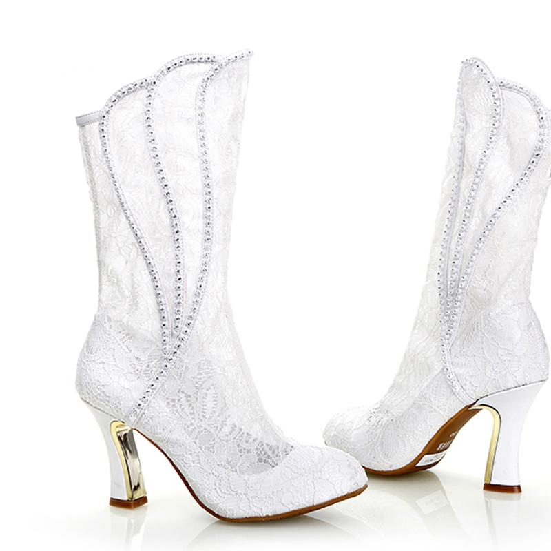 nina wedding shoes photo - 1